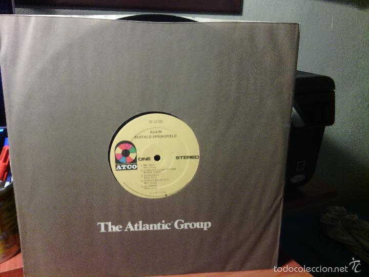 Discos de vinilo: LP vinilo BUFFALO SPRINGFIELD - AGAIN / Orig. Usa press 1967 / ATCO stereo SD 33-226 / RARÍSIMO!!!!! - Foto 5 - 56405506