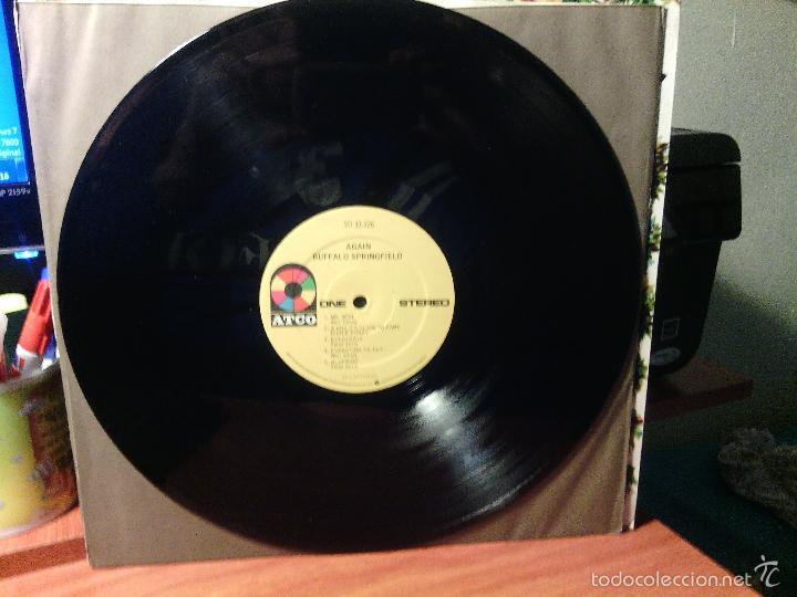Discos de vinilo: LP vinilo BUFFALO SPRINGFIELD - AGAIN / Orig. Usa press 1967 / ATCO stereo SD 33-226 / RARÍSIMO!!!!! - Foto 6 - 56405506