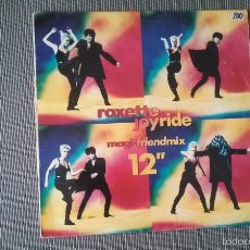 Disques de vinyle: ROXETTE-JOYRIDE MAGICFRIENDMIX.MAXI. Lote 56417475