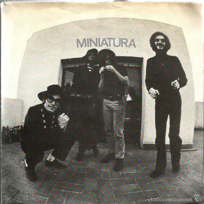EP MINIATURA ( SISA + PAU RIBA + CACHAS + ALBERT BATISTE ) (Música - Discos de Vinilo - EPs - Cantautores Españoles)