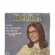 Discos de vinilo: NANA ETRANGER. Lote 56438188