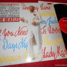 Disques de vinyle: JAMES LAST GREATEST SONGS OF THE BEATLES LP 1983 POLYDOR EDICION ESPAÑOLA SPAIN. Lote 56446995