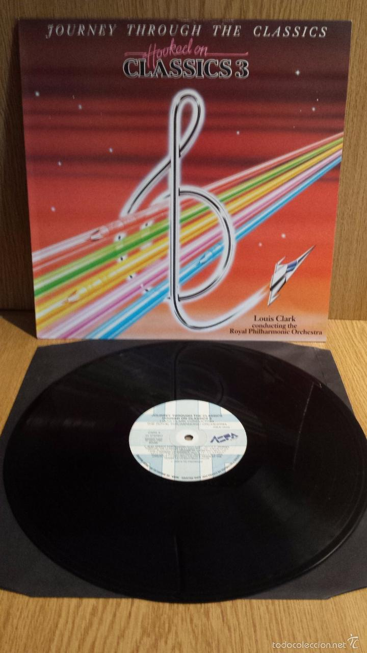 ROYAL PHILARMONIC ORCHESTRA. LOUIS CLARK. LP / ASPA - 1988 / MBC. ***/*** (Música - Discos - LP Vinilo - Orquestas)