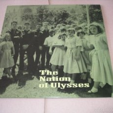 Discos de vinilo: THE NATION OF ULYSSES LP THE EMBASSY TAPES DISCHORD RECORDS ORIGINAL USA 2000 + ENCARTE. Lote 56460013