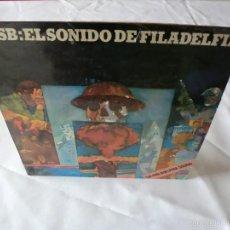 Discos de vinilo: MFSB: EL SONIDO DE FILADELFIA ED.1974 SPAIN .PIR 65864 CBS. Lote 56461517