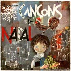 Discos de vinilo: CORAL L'ESPIGA D'OR – CANÇONS DE NADAL - EP SPAIN 1962 - DISCOPHON 27134 - R. AGELL. Lote 56461614