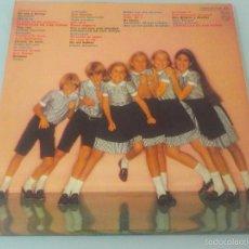 Discos de vinilo: GRUPO NINS..LP-1981.COMANDO G + HOY NO ME PUEDO LEVANTAR +QUÉ IDEA + OTRAS (FOTO CONTRAPORTADA). Lote 56461631