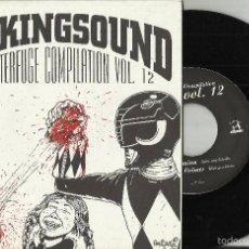 Disques de vinyle: SUBTERFUGE COMP VOL. 12 EP MERCROMINA-TOMMY CRIMES-SEXY SADIE- FITZCARRALDO. Lote 56461917