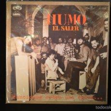 Discos de vinilo: HUMO - EL SALER - CANCIONES SOBRE UNA EPOCA .... LP . Lote 56465856
