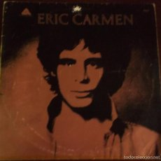 Discos de vinilo: LP ARGENTINO DE ERIC CARMEN AÑO 1975. Lote 56469091