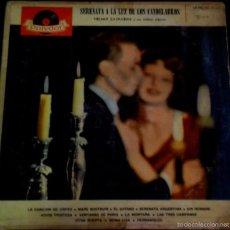 Discos de vinilo: LP ARGENTINO DE HELMUT ZACHARIAS Y SUS VIOLINES MÁGICOS AÑO 1965. Lote 56469309