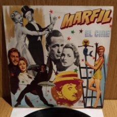 Discos de vinilo: MARFIL. EL CINE. MEDLEY. SINGLE / BELTER - 1981 / CALIDAD LUJO. ****/****. Lote 56471825