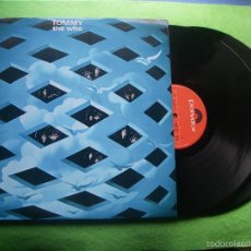 Discos de vinilo: THE WHO. TOMMY. POLYDOR 184216/17 DOBLE LP ESPAÑA 1974. Lote 56473324