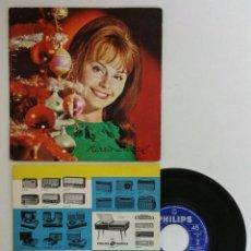 Discos de vinilo: ROCIO DURCAL - PHILIPS 1965 NAVIDADES -. Lote 56479240