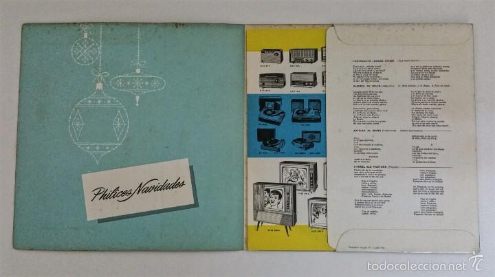 Discos de vinilo: ROCIO DURCAL - PHILIPS 1965 NAVIDADES - - Foto 2 - 56479240