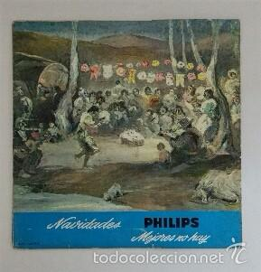 Discos de vinilo: ROCIO DURCAL - PHILIPS 1965 NAVIDADES - - Foto 3 - 56479240