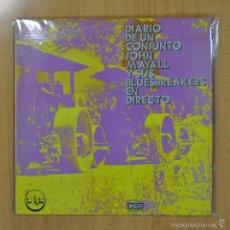 Discos de vinilo: JON MAYALL / BLUES BREAKERS - DIARIO DE UN CONJUNTO - LP. Lote 56485030