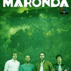 Discos de vinilo: MARONDA - NEFERTITI/VIERNES 6 DE LA TARDE INÉDITA (LA MÁQUINA INF, LMI-45001, 7'', SINGLE, 2016) . Lote 69182586
