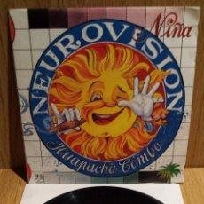 Discos de vinilo: HUAPACHÁ COMBO. NIÑA. SINGLE / BELTER - 1982 / CALIDAD LUJO. ****/****. Lote 56488384