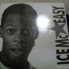 Discos de vinilo: ICE MC ?– EASY MAXI SINGLE . Lote 56492523