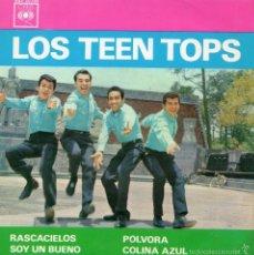 Discos de vinilo: TEEN TOPS, EP, RASCACIELOS + 3, AÑO 1963. Lote 56500853