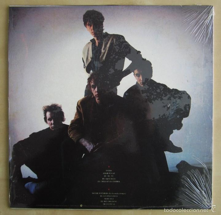 Discos de vinilo: LA UNION - 4X4 - VINILO ORIGINAL 1987 WEA PRIMERA EDICION - Foto 3 - 56501824