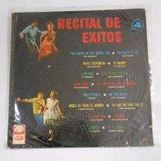 Dischi in vinile: RECITAL DE EXITOS VOL. 4: LOS MUSTANG, DUO DINAMICO, LOS JAVALOYAS, THE ANIMALS, THE SHADOWS TDKDA24. Lote 56517329