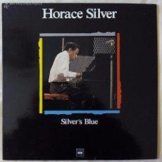 Discos de vinilo: HORACE SILVER, SILVER'S BLUE (CBS) LP DONALD BYRD HANK MOBLEY. Lote 56518505