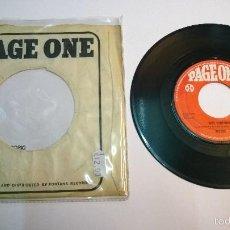 Discos de vinilo: SALOME.VIVO CANTANDO.SINGLE.PAGE ONE.. Lote 56523679