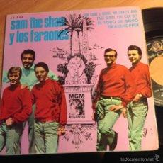 Discos de vinilo: SAM THE SHAM Y LOS FARAONES (OH THAT'S GOOD, NO THAT'S BAD +3 ) EP 1967 ESPAÑA (EPI1). Lote 56527196