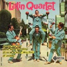 Discos de vinilo: LATIN QUARTET, EP, ROSITA CHA CHA CHA + 3, AÑO 1962. Lote 57500503