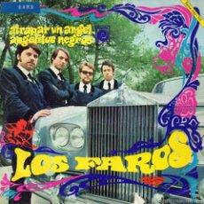 Discos de vinilo: FAROS, SG, ATRAPAR UN ANGEL + 1, AÑO 1968 PROMO. Lote 56530016