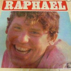 Discos de vinilo: RAPHAEL - LP DE 1968 CON TEMAS DE LA PELICULA EL GOLFO -. Lote 56527439