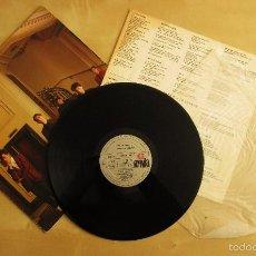 Discos de vinilo: DANZA INVISIBLE - CONTACTO INTERIOR - LP VINILO ORIGINAL PRIMERA EDICION ARIOLA 1983. Lote 56539467