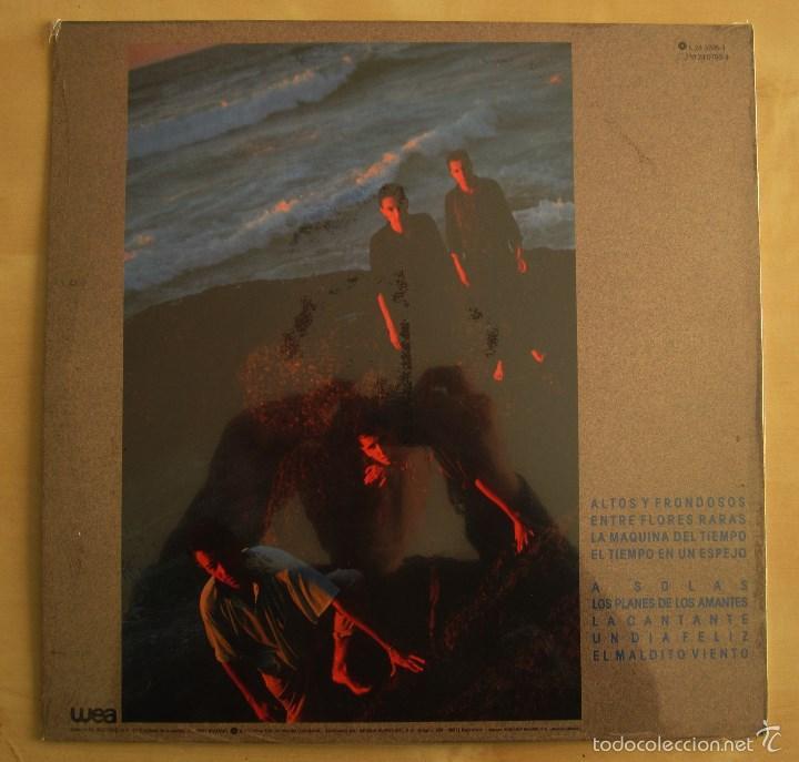 Discos de vinilo: LA UNION - EL MALDITO VIENTO - LP VINILO ORIGINAL WEA PRIMERA EDICION 1985 - Foto 3 - 56540180