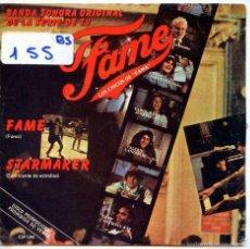 Discos de vinilo: FAME (THE WATERS) FAMA / STARMAKER (SINGLE PROMO 1982). Lote 56542745