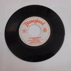 Discos de vinilo: DISNEYLAND. EL PATITO FEO. CUENTO EN CASTELLANO. TDKDS5. Lote 56551043