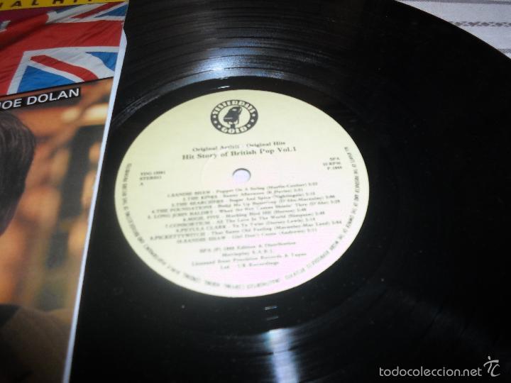 Discos de vinilo: THE HIT STORY OF - Foto 2 - 56551372