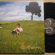 Discos de vinilo: SCHWARZ -THESE SONGS MEAN- LP GREYHEAD 1998 // ED. LIMITADA NUMERADA 377/500 // NEO PSYCH INDIE. Lote 56552497