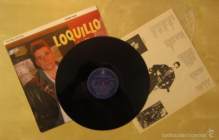 LOQUILLO - LOS TIEMPOS ESTAN CAMBIANDO - VINILO ORIGINAL EDICION HISPAVOX 1985 (Música - Discos - Singles Vinilo - Grupos Españoles de los 70 y 80)