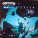 Discos de vinilo: MANTRONIX : MUSIC MADNESS [USA 1986] LP/1ST EDITION. Lote 56557229