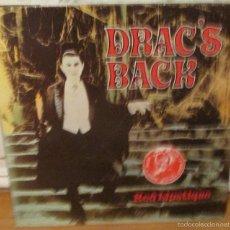 Discos de vinilo: RED LIPSTIQUE - DRAC'S BACK - MAXI CHARLY RECORDS 1983 -THE BOLLOCK BROTHERS-. Lote 56561687