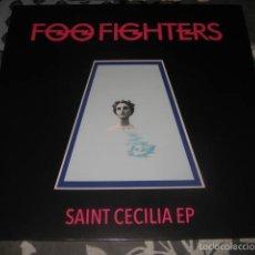 EP FOO FIGHTERS SAINT CECILIA 5 TRACKS PRECINTADO DISCO 12 pulgadas