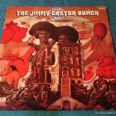 Discos de vinilo: LP VINILO JIMMY CASTOR BUNCH - IT'S JUST BEGUN / ORIG. SPAIN 1972 PROMO / MEGA RARO / FUNK BREAKS!!!. Lote 56568813