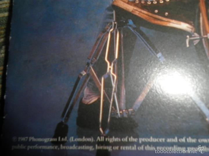 Discos de vinilo: WET WET WET - POPPED IN SOULED LP - ORIGINAL INGLES - PHONOGRAM RECORDS 1987 CON FUNDA INT. ORIGINAL - Foto 3 - 56572023