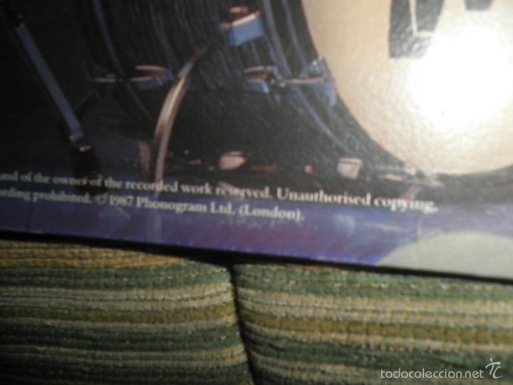 Discos de vinilo: WET WET WET - POPPED IN SOULED LP - ORIGINAL INGLES - PHONOGRAM RECORDS 1987 CON FUNDA INT. ORIGINAL - Foto 4 - 56572023