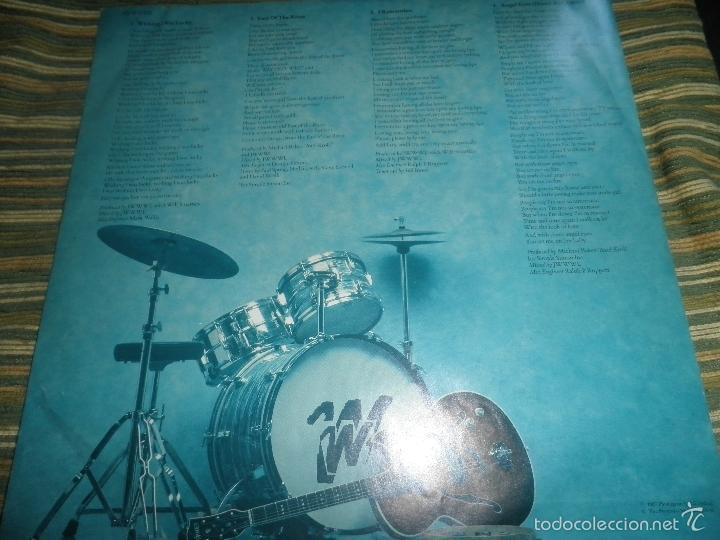 Discos de vinilo: WET WET WET - POPPED IN SOULED LP - ORIGINAL INGLES - PHONOGRAM RECORDS 1987 CON FUNDA INT. ORIGINAL - Foto 9 - 56572023