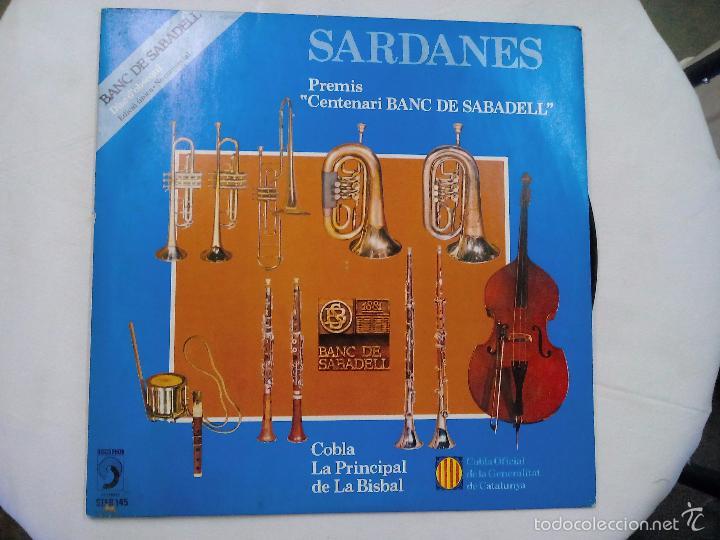 LP. SARDANES. DISCOPHON. (Música - Discos - LP Vinilo - Otros estilos)