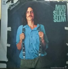 Discos de vinilo: JAMES TAYLOR-MUD SLIDE SLIM AND THE BLUE HORIZON, WARNER BROS. RECORDS-HWBS 321-17. Lote 56574207