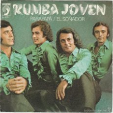 Discos de vinilo: RUMBA JOVEN - PARAPAPA (SINGLE DISCOPHON 1974). Lote 56574504